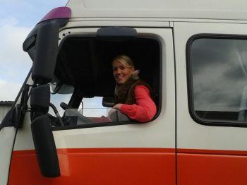 Vrachtwagen C Opleiding Rijles Rijexamen