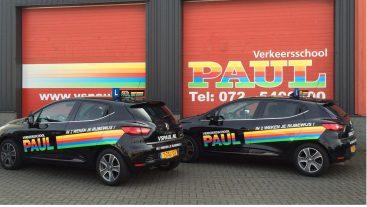 Personenauto Rijbewijs Rijles Rijschool Alkmaar