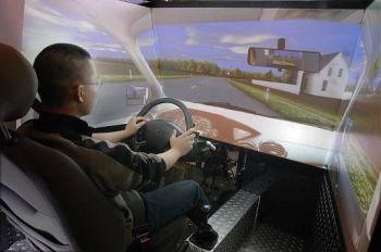 SIM Auto Simulatie Rijles RIS Rijopleiding In Stappen