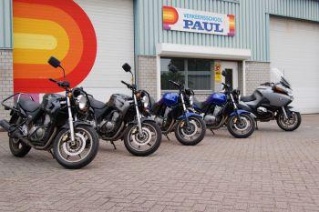 Motorrijbewijs Opleiding Motorrijles Rijexamen