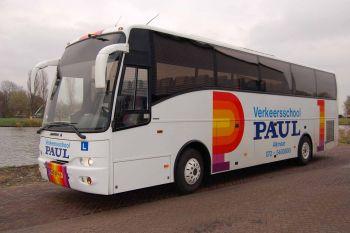Buschauffeur Opleiding Bus Rijles Rijschool Alkmaar
